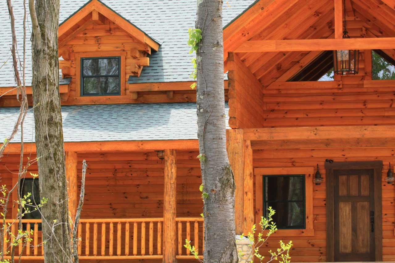 West Coast Log Homes Custom Built Log And Timber Homes Log